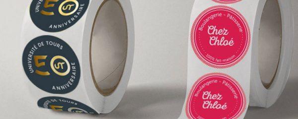 Création graphique d'étiquettes